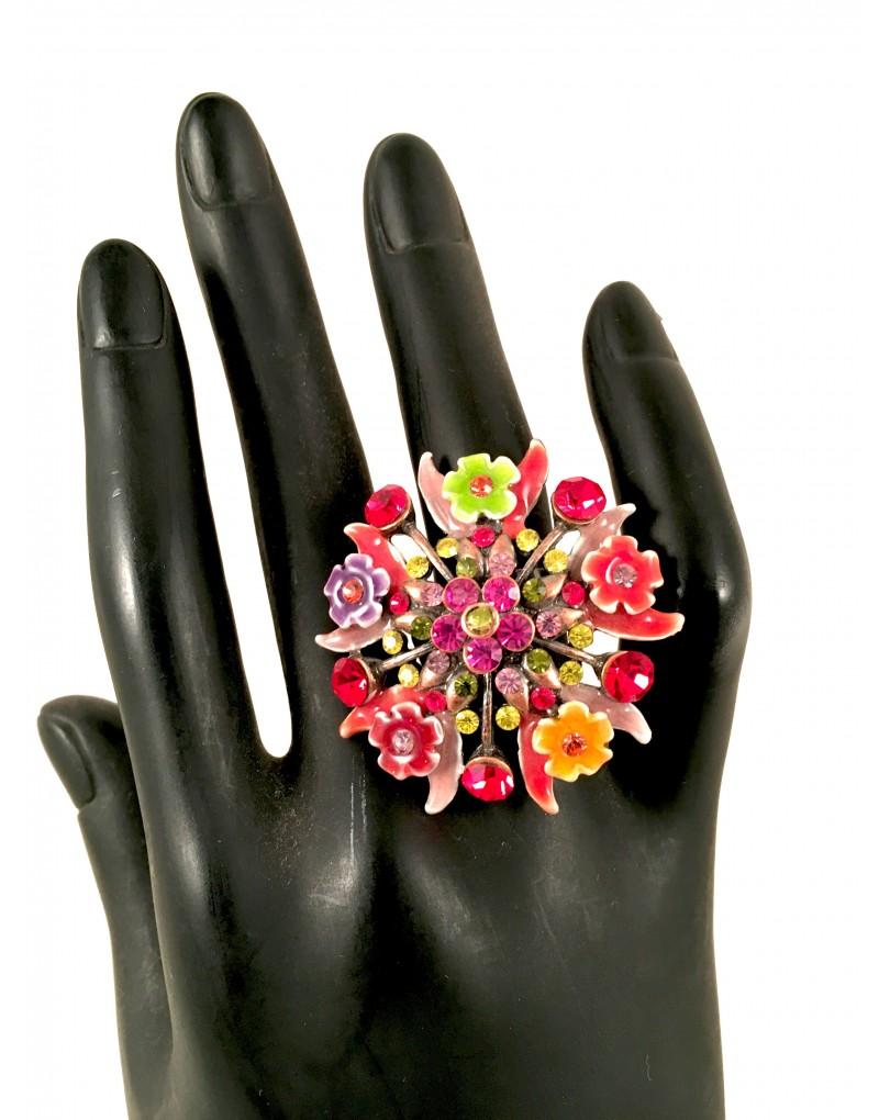 Grandes anillos de bisuteria online el jardin del deseo - El jardin del deseo pendientes ...