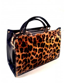 BOLSO FASHION LEOPARDO