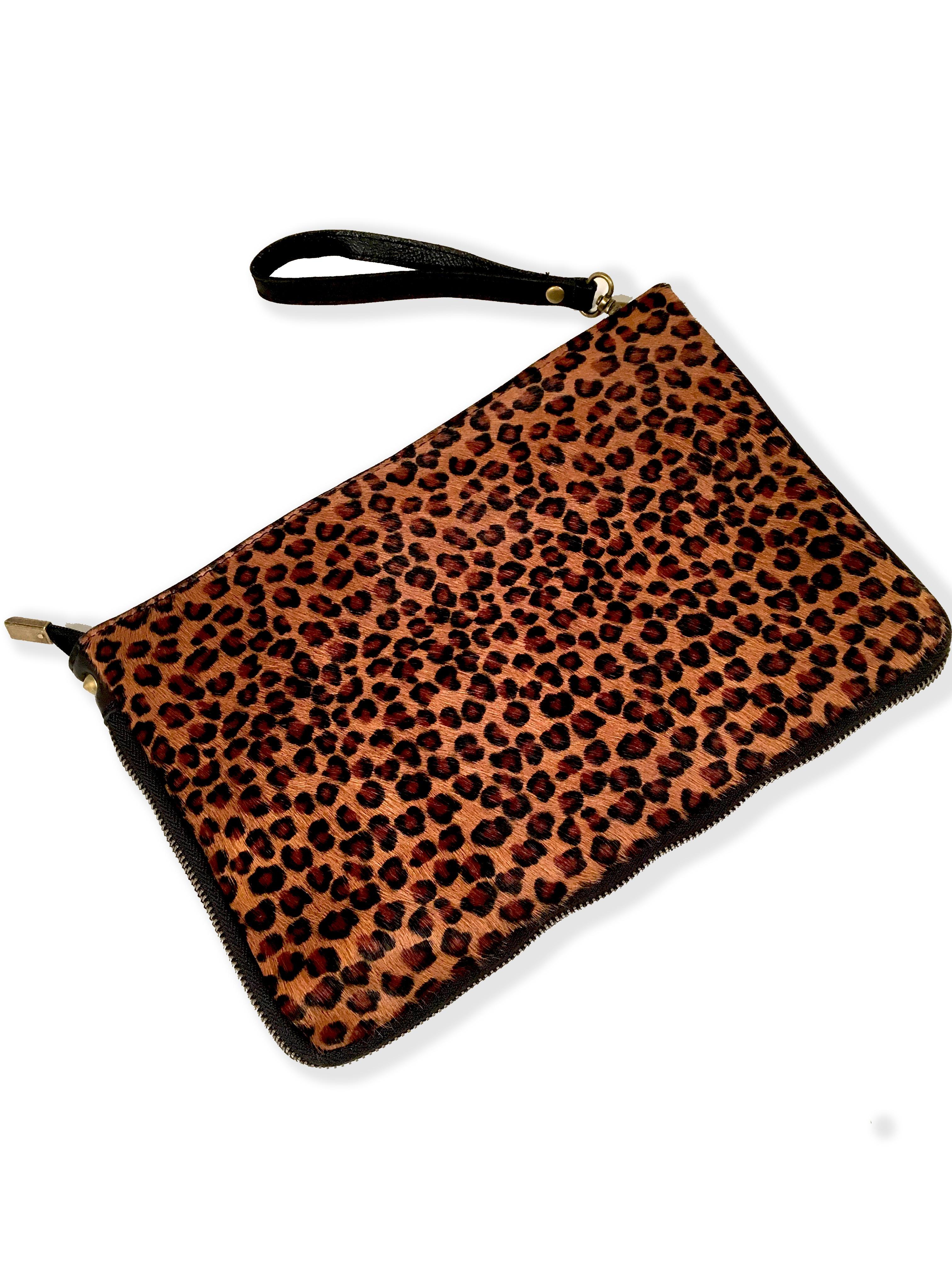 diseño de calidad 2958f 0f499 Bolsos de Mano de Piel de Potro- Efecto Leopardo | Bolsos de Dia y Bolsos
