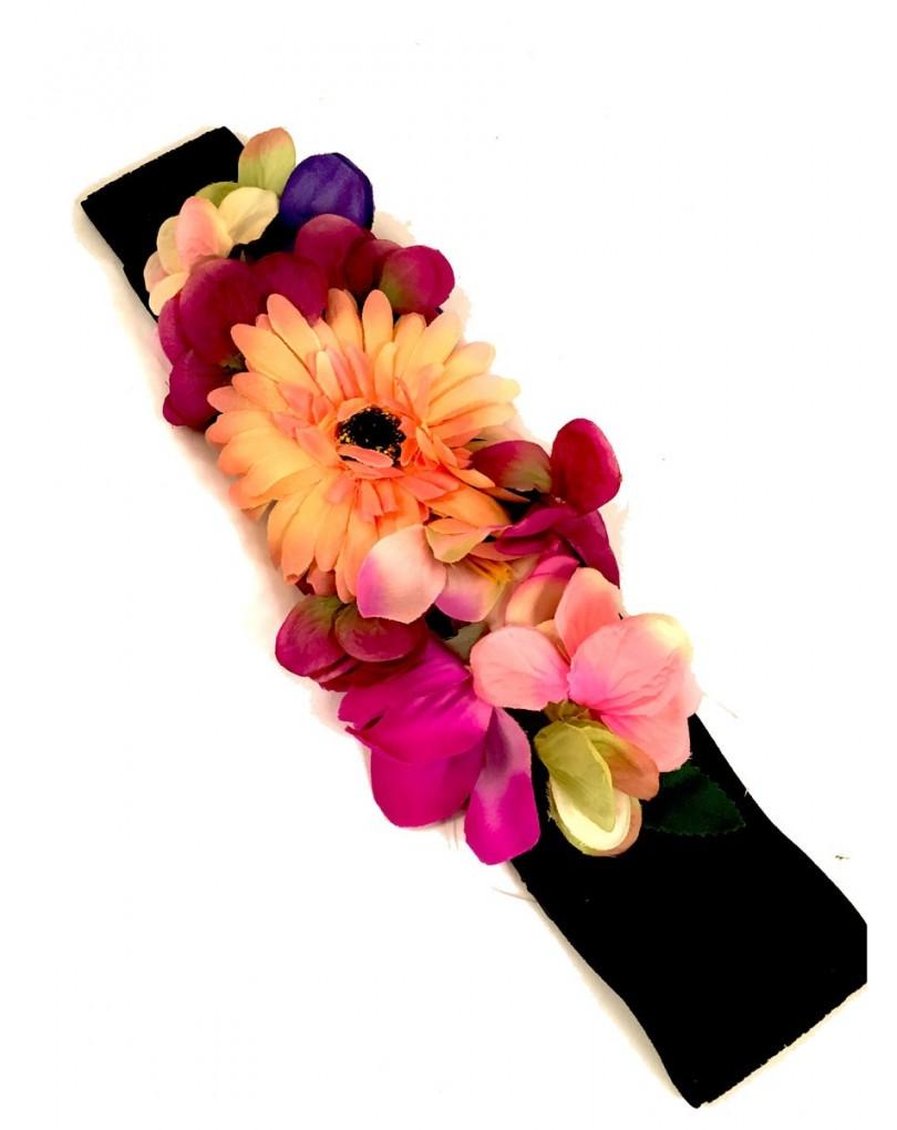 Cinturon de Flores para Bodas y Fiestas  a43643815c8f