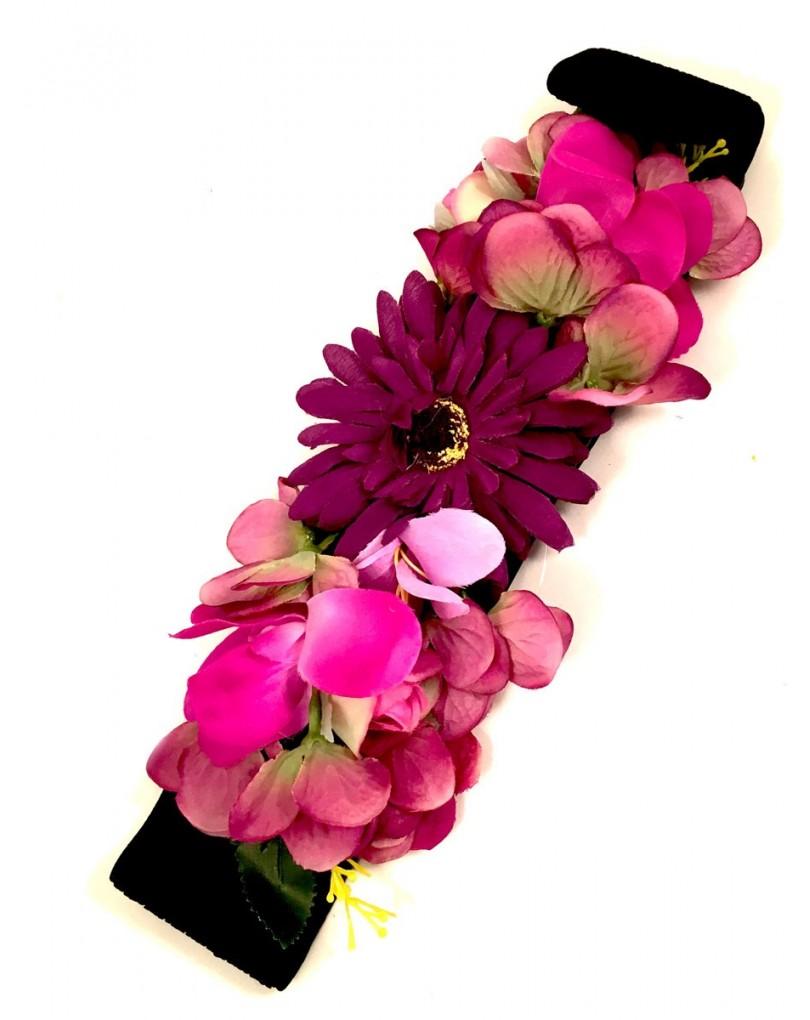 Cinturon de Flores para Bodas y Fiestas  b8e7ad44d947
