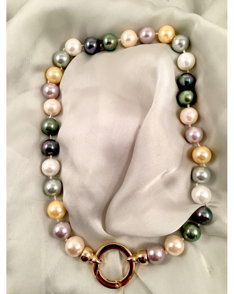 7ac76afd316e Elegantes Collares de Perlas para Señora