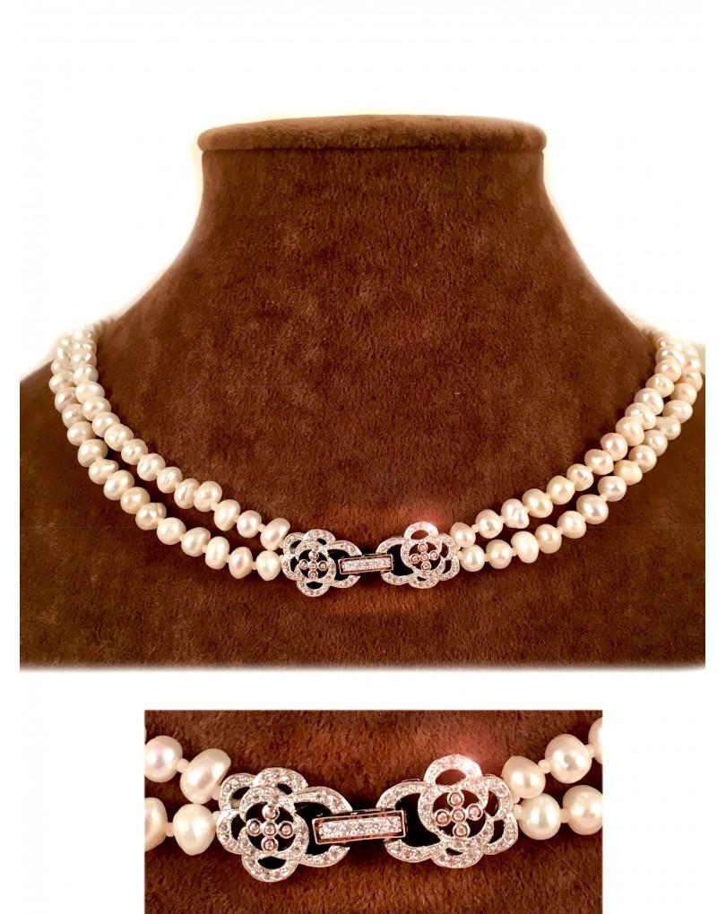 a3f67b8717d7 Collares de Perlas en Alta Bisuteria