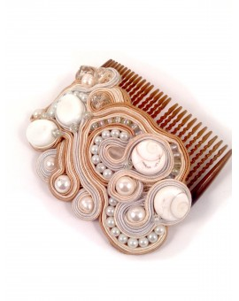 PEINETA SOUTACHE DPS 25-00