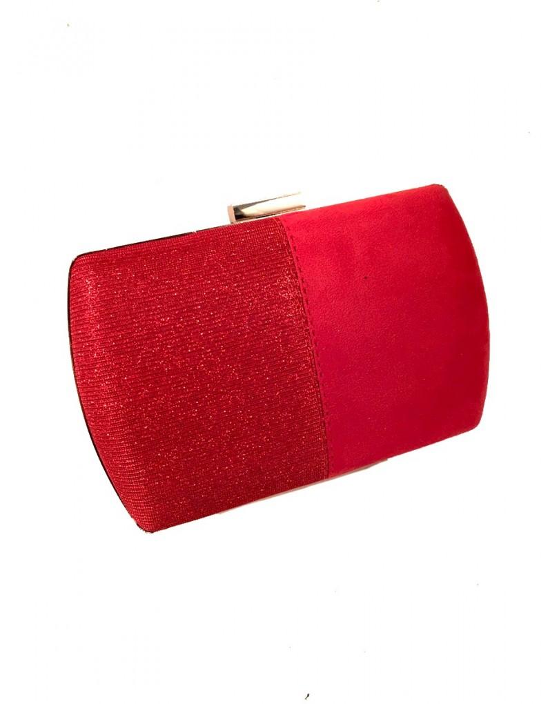 Bolso clutch rojo: dónde comprar online al mejor precio