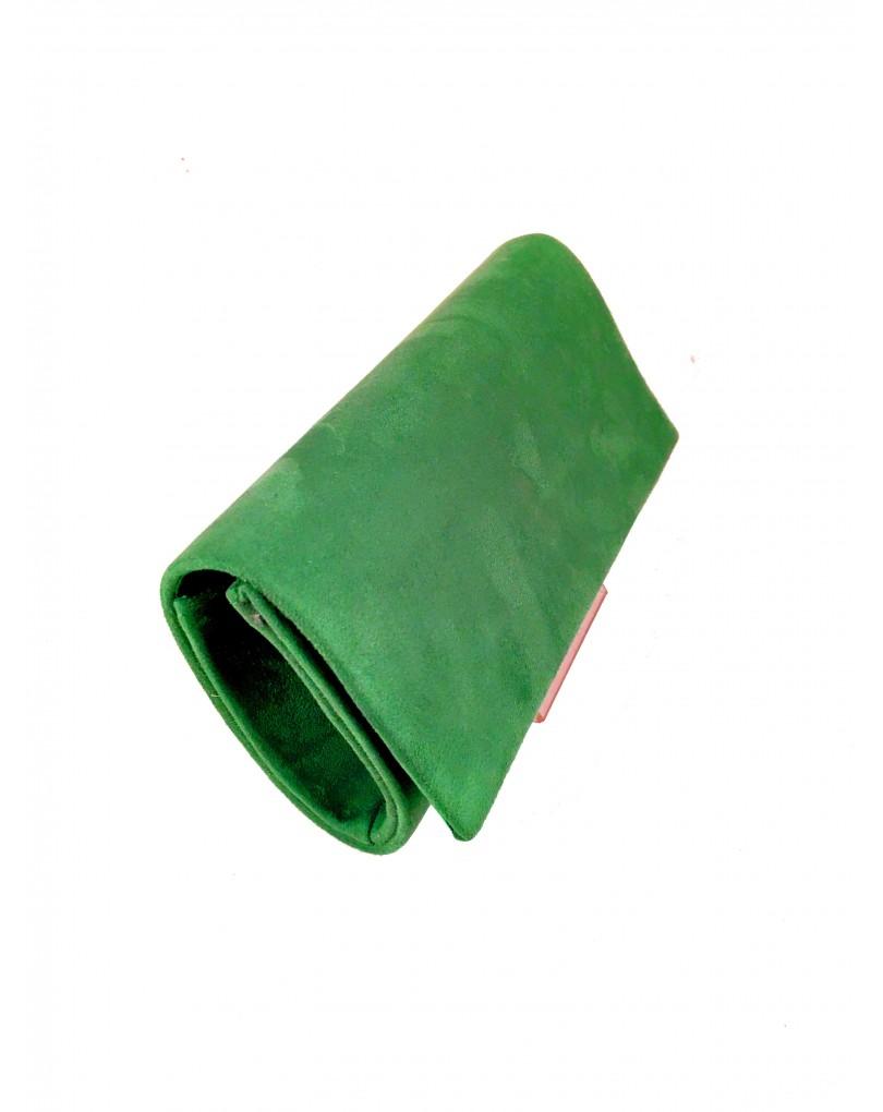 brillante n color mejores telas venta al por mayor Bolso de Fiesta Verde | Bolsos Fiesta y Bolsos