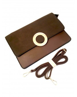 BOLSOS ONLINE ORIGINALES EN MARRON CHOCOLATE