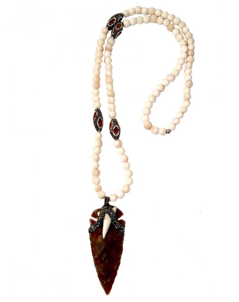 11762b125604 Collares Etnicos Largos y Originales Hombre O Mujer