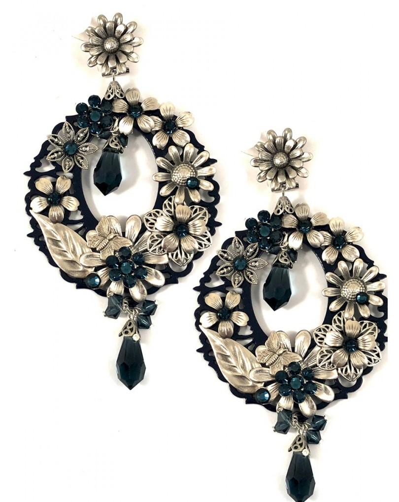 db5ba1a770c3 Pendientes de Flamenca Bisuteria de Diseño