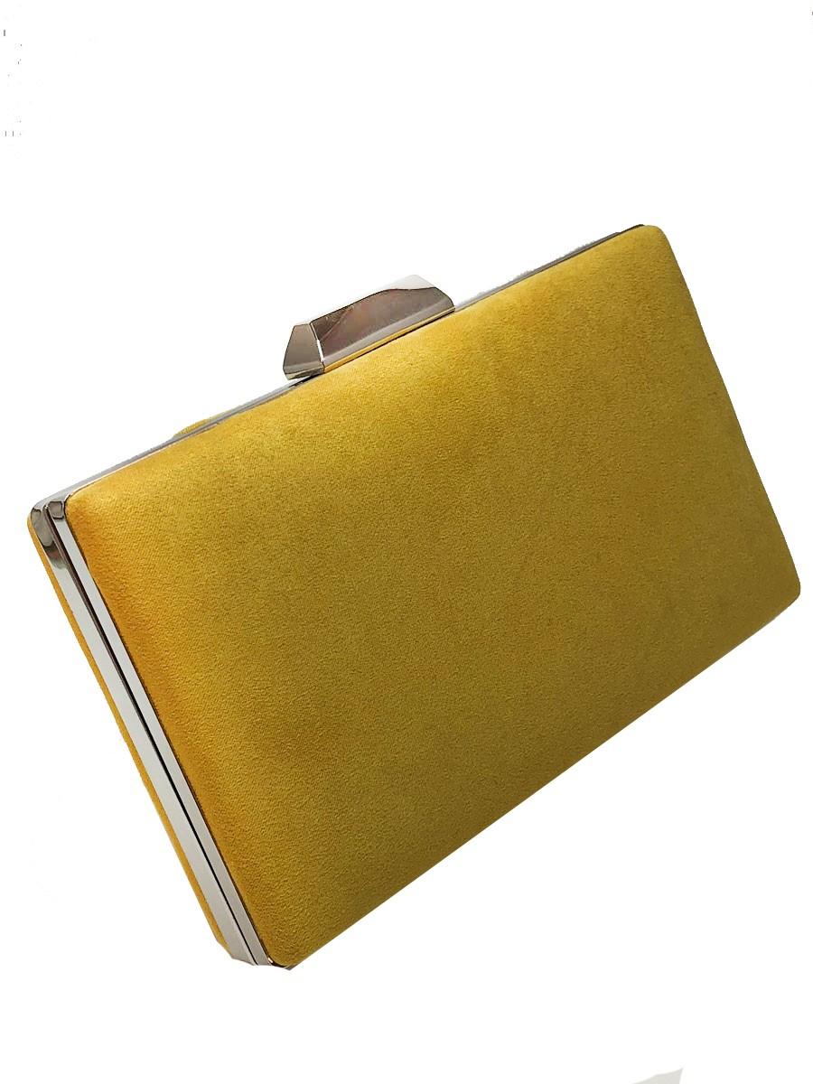 Bolsos de Fiesta Amarillo Canario 19d437a9cf1f
