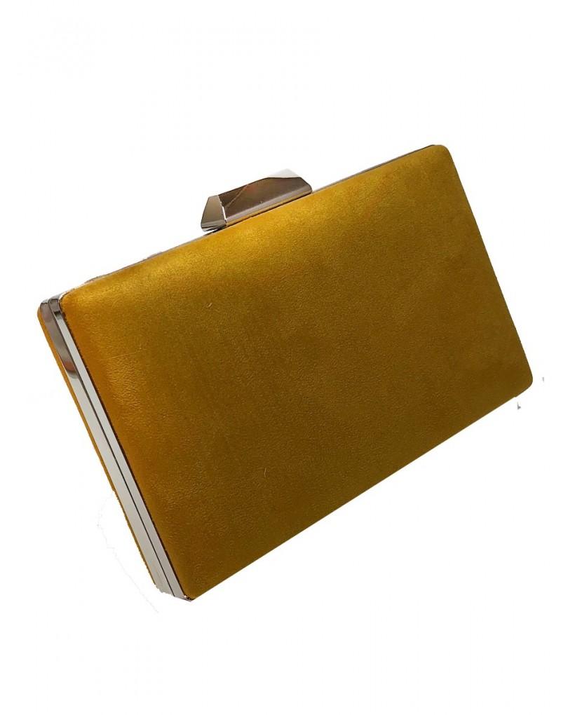 dbfdbd468 Bolsos de Fiesta Mostaza (amarillo Tono 5), Complementos para Trajes de  Fiesta y Noche