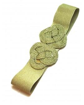 Cinturones de Fiesta - Cinturones de Piel y Cinturones de Vestir (11) 929fe957ee5e