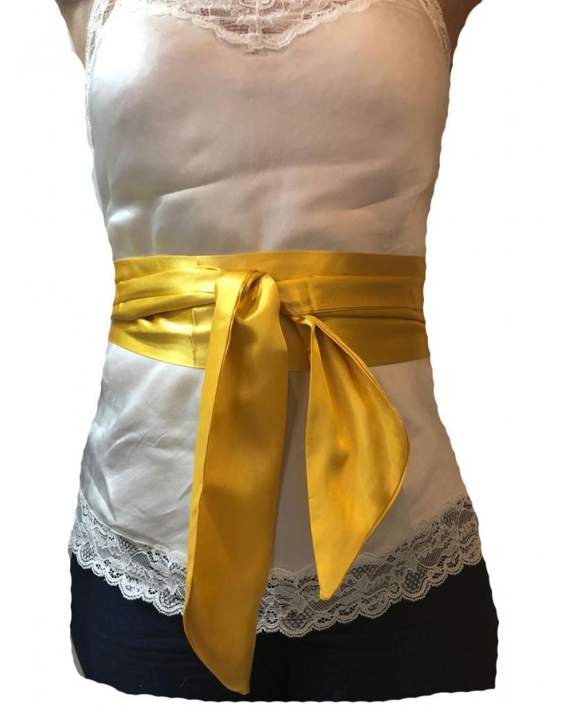 Cinturones para Bodas Amarillos 788960db9c0d