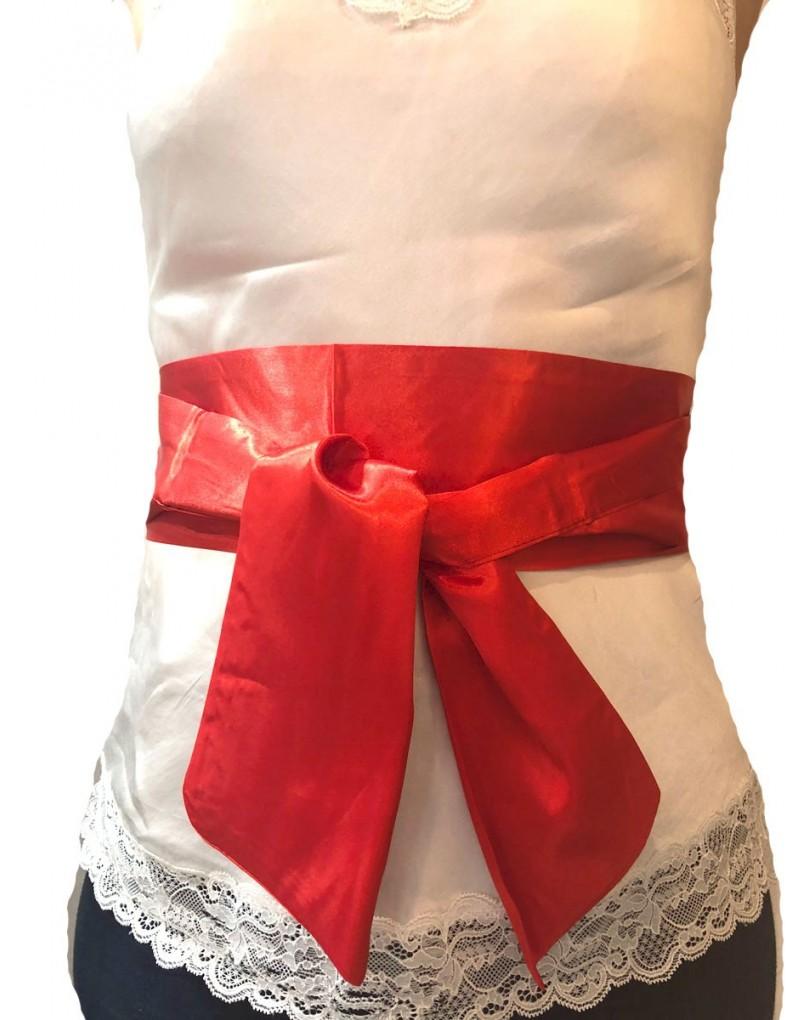 Cinturones para Bodas Rojos d0f3a65748cc