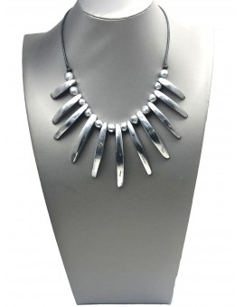 COLLARES MUJER PLATA ETNICOS ONLINE