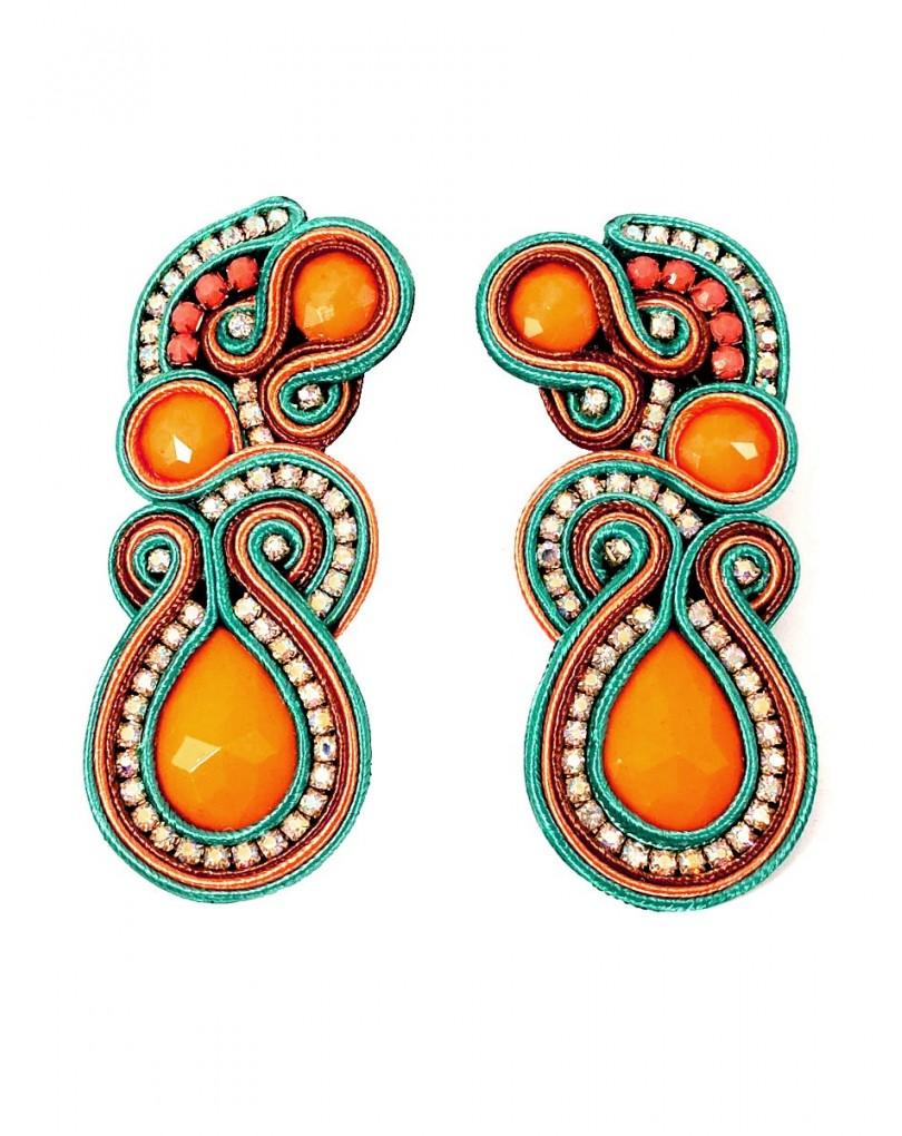19696dc32d4f Venta de Pendientes de Flamenca Espectaculares