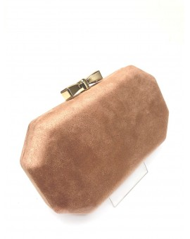 BOLSOS DE FIESTA MARRON ULTIMAS TENDENCIAS EN CLUTCH