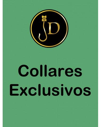 GARGANTILLA BISUTERIA BABERO STRASS COLORES PIEDRAS NATURA