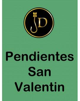 PENDIENTES ETNICOS DE PIEDRAS NATURALES