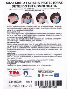 MASCARILLAS PARA BODAS HOMOLOGADAS DE LENTEJUELAS