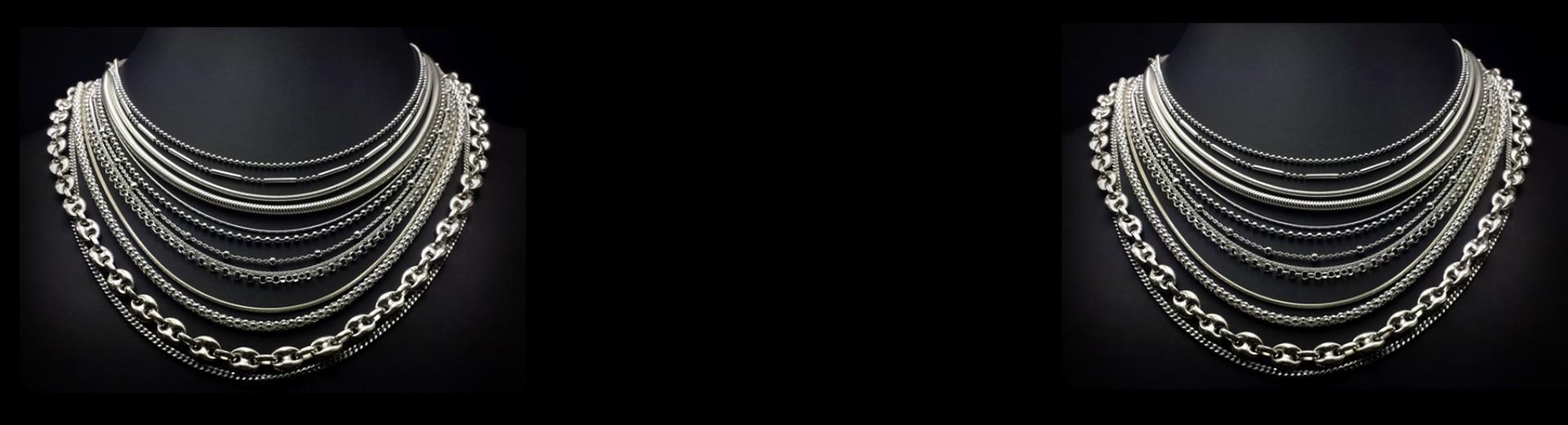 CADENAS PLATA HOMBRE