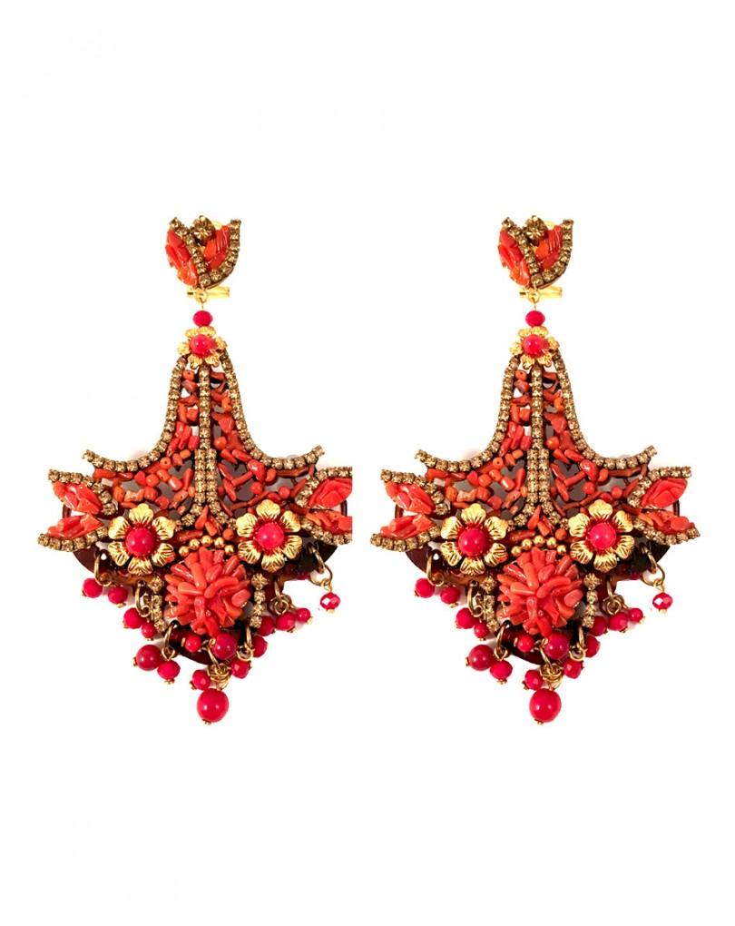 3c186b80977c Pendientes de Flamenca - Blog Bisutería y Accesorios Moda